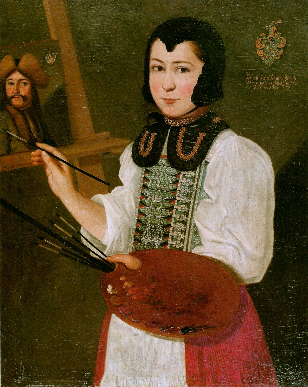 Anna Waser 1691