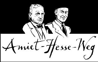 Amiet Hesse Weg Logo