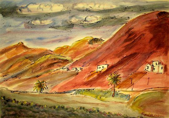 Gemälde von Fred Stettler