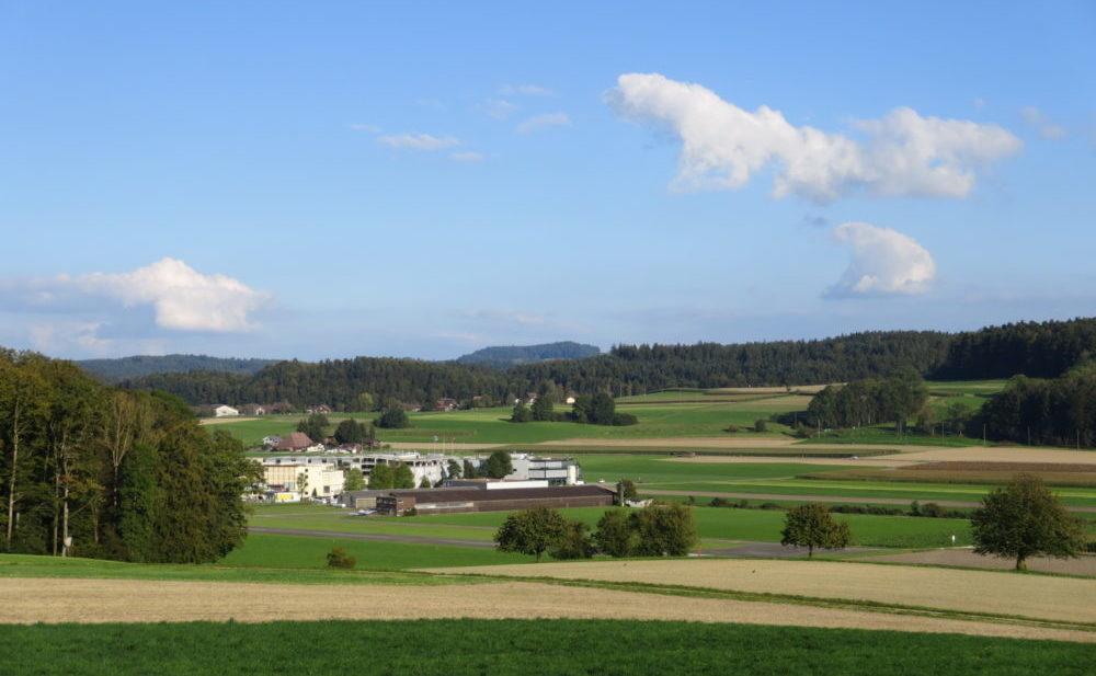 Flugplatz Langenthal - Bleienbach