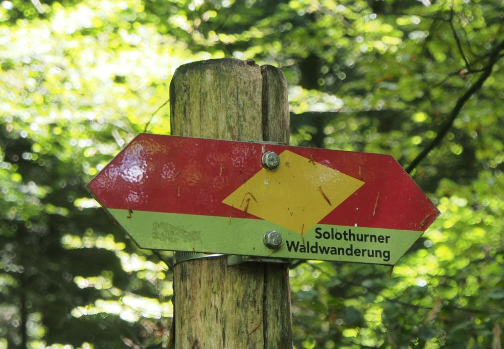 Solothurner Waldwanderweg