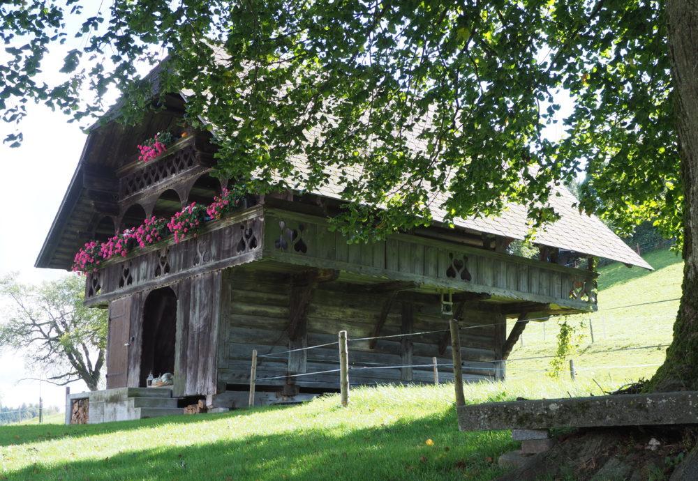 Stöckli in Lünschberg